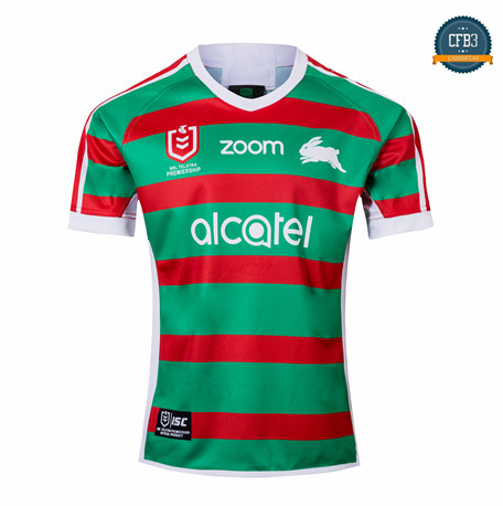 Cfb3 Camiseta Rugby South Sydney Rabbitohs 2ª 2019/2020