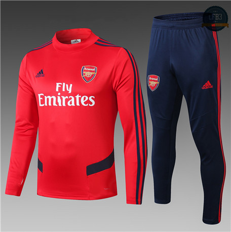 Cfb3 Chandal Niños Arsenal Fly Emirates Rojo 2019/2020