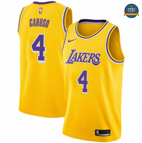 Alex Caruso, Los Angeles Lakers 2018/19 - Icon
