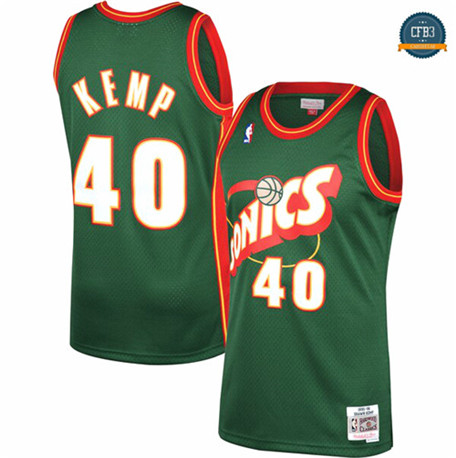Shawn Kemp, Seattle SuperSonics 1995-96