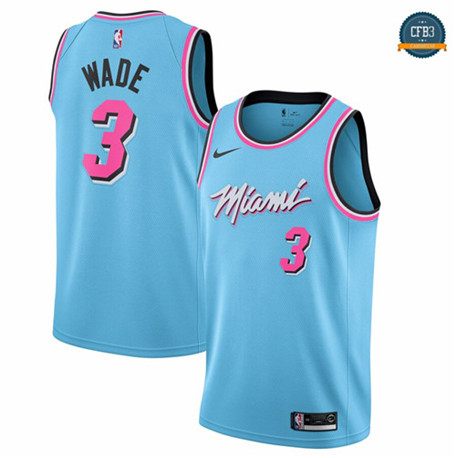 Dwyane Wade, Miami Heat 2019/20 - City Edition