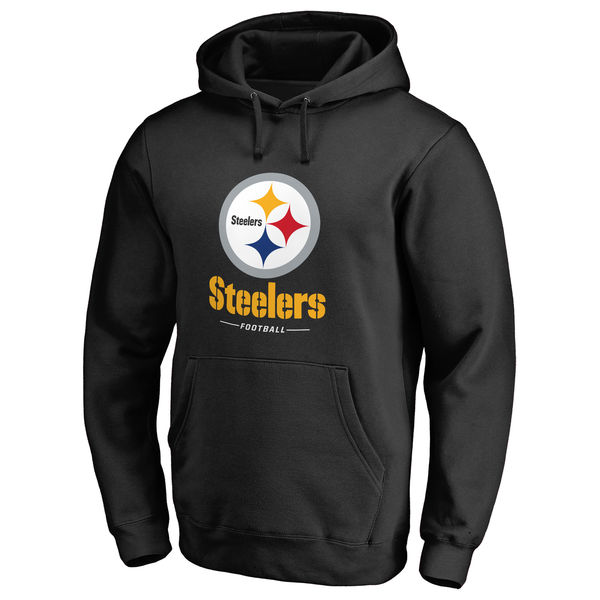 Sudadera con capucha Pittsburgh Steelers