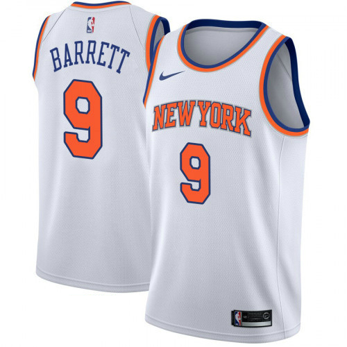 R.J. Barrett, New York Knicks - Association