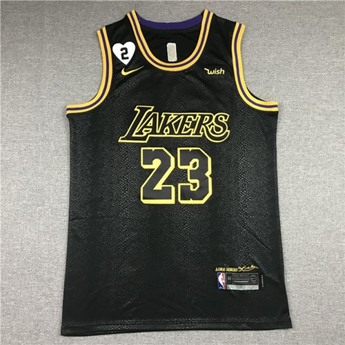 Camiseta Lebrom James #23 2020